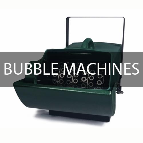 Professional Bubble Machine