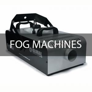fog machines