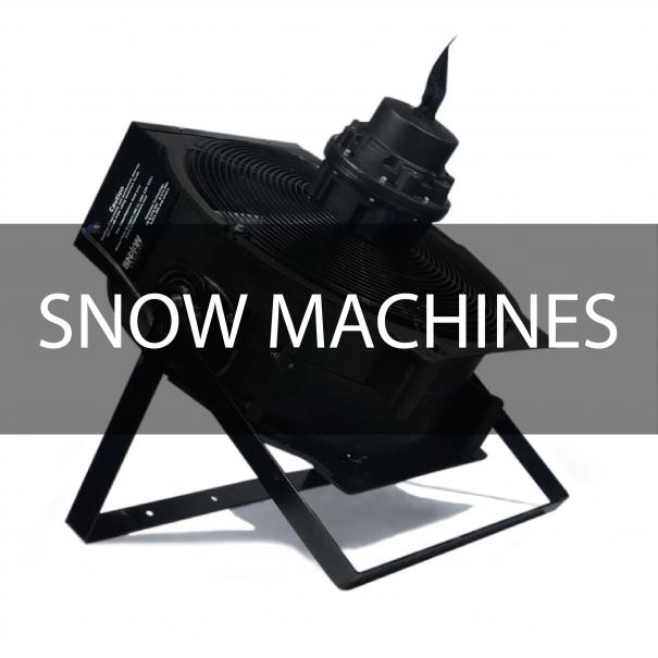 SNOW™ Machines