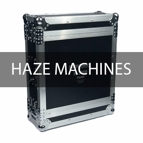 Haze Machines