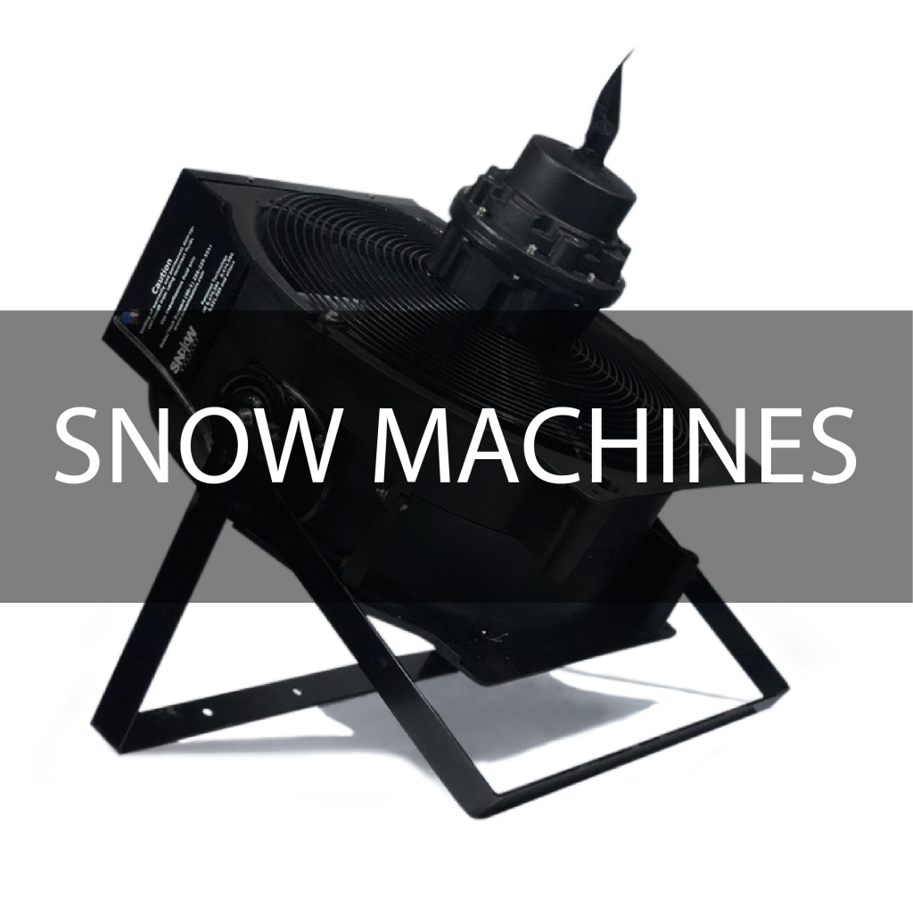SNOW™ Machines